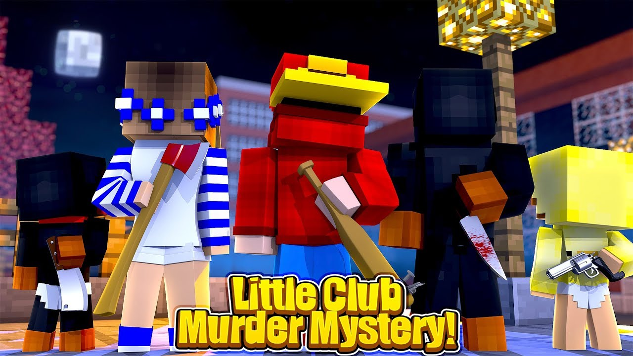 Minecraft murder mystery who is the little club killer - The little club ...