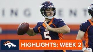 Royce Freeman, Joe Flacco, Bradley Chubb & more Broncos hit the practice field for Week 2 of OTAs
