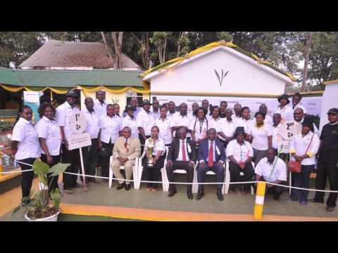 Highlights of KTDA (H) at the Nairobi International Trade Fair