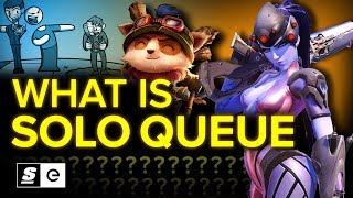 What is Solo Queue? The Rise of Competitive Online Matchmaking