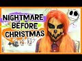 NIGHTMARE BEFORE CHRISTMAS BOOK TAG // TAG TUESDAY