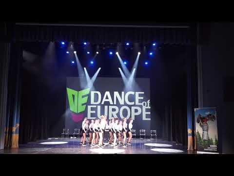 Modus, Dance of Europe Latvia 2018