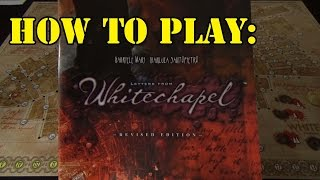 Letters From Whitechapel Tutorial