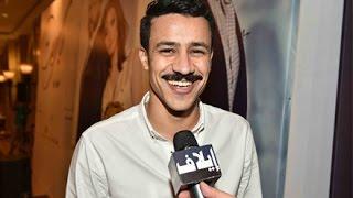 أحمد داوود: أفضّل السينما عن الدراما وأحمد زكي هو ملهمي