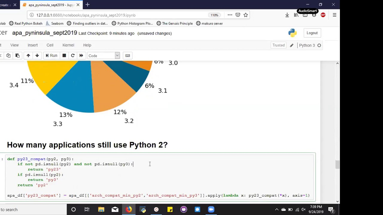 Image from Maya Ayoubi - Exploring 250+ Python Applications (Awesomely) - Pyninsula #21