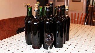 Как приготовить домашнее вино?