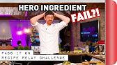 HERO INGREDIENT Recipe Relay ChallengePass It On Ep. 7