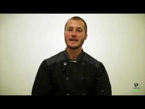 Top Tier Vision Marketing and Advertising Agency: LifePrep Meals Jordan Wagner Introduction (Chef)