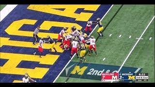 2018: Michigan 42 Maryland 21