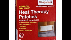 hqdefault - Boots Heat Patches Back Pain