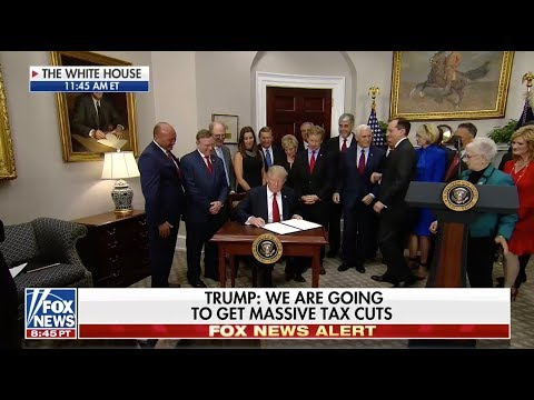 Senator Paul Joins President Trump in Signing of Executive Order