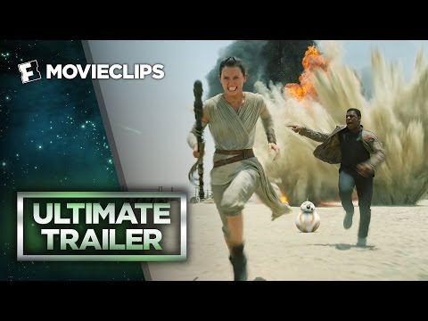 Star Wars: The Force Awakens Ultimate Force Trailer (2015) HD