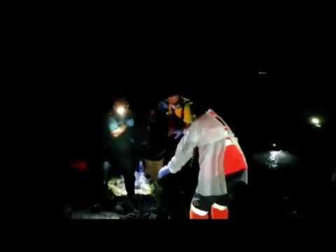Ocho fallecidos en el naufragio de una patera en Lanzarote
