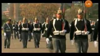 Reportaje a Escuela Militar de Chile Parte 1