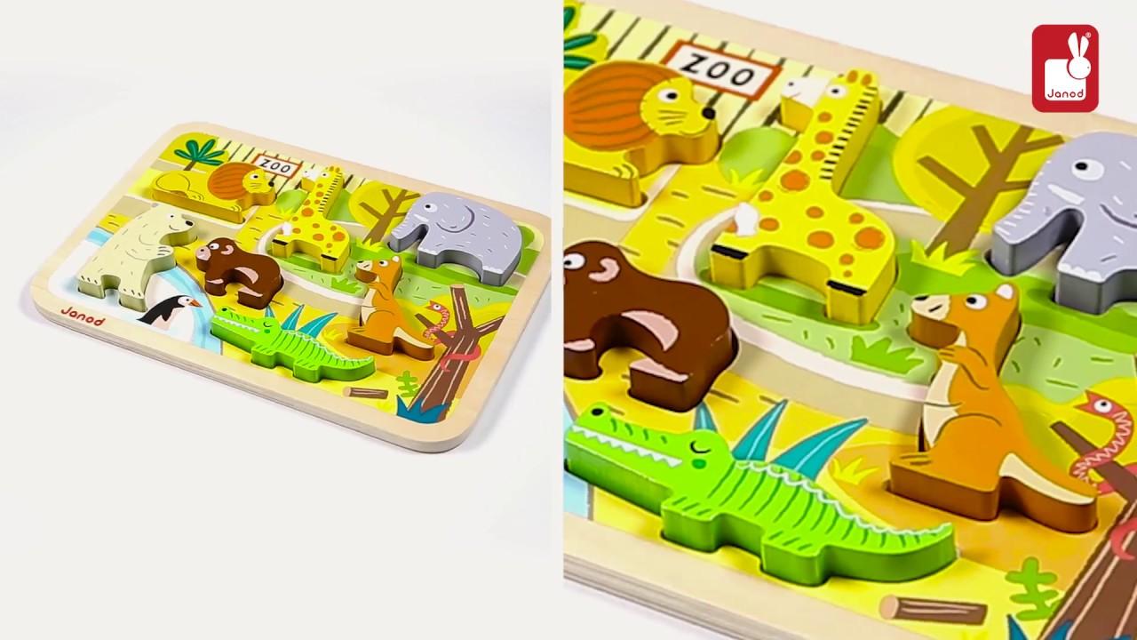 En Bois Chunky Puzzle