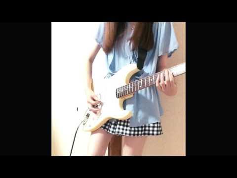 ナイトメア Lost In Blue 弾いてみた ギター 演奏動画 NIGHTMARE