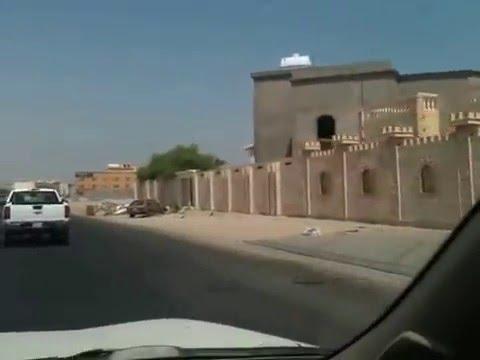 Per le strade di Al Khafji (KSA)