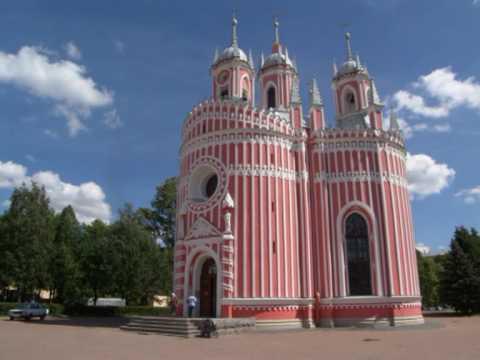 SANKT PETERBURG - Babtistický chrám  (Rusko)