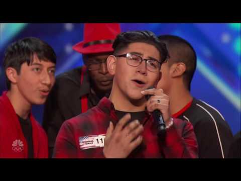 "America's Got Talent - Musicality Choir_ ""Night Changes""  HD"