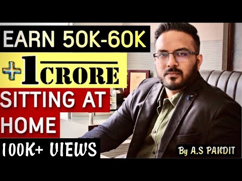 Spend 2 Hours Daily   Earn 50k/MONTH & 1 Crore SAVING   Earn money online