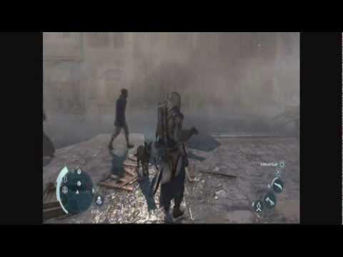 Análisis crítico de Assassin's Creed 3 - Parte 1