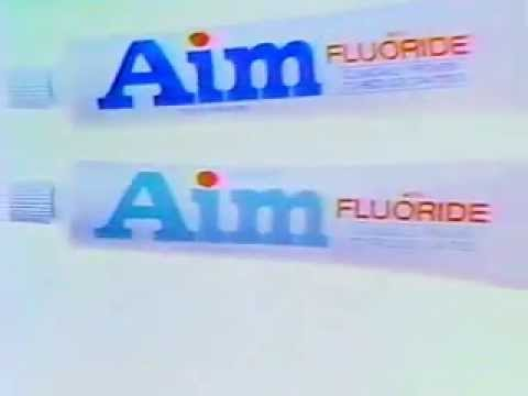 1981 Aim Toothpaste with Meg Ryan from YouTube · Duration:  32 seconds