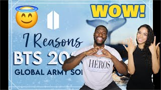 """2020 Global ARMY Song """"7 Reasons"""" Official MV -Gracie Ranan ft. ARMY 