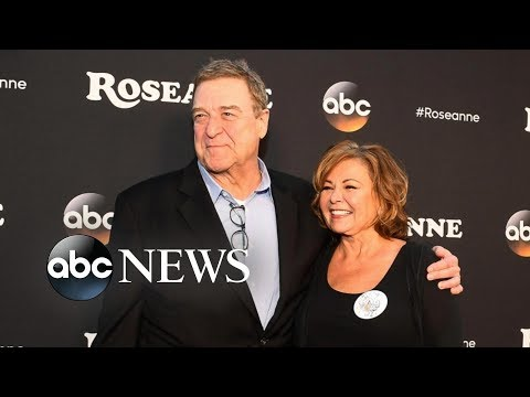 John Goodman breaks his silence on Roseanne Barr