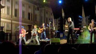 Enrico Ruggeri Gli occhi del musicista 1 luglio 2009 Villa Reale a Monza