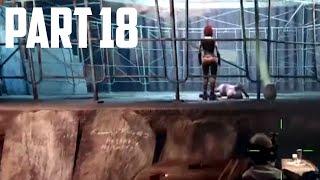 """Fallout 4 Walkthrough - Part 18 """"THE COMBAT ZONE"""" (Let"""