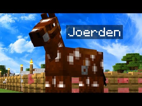 I Tamed A Horse In Minecraft Survival (#6)