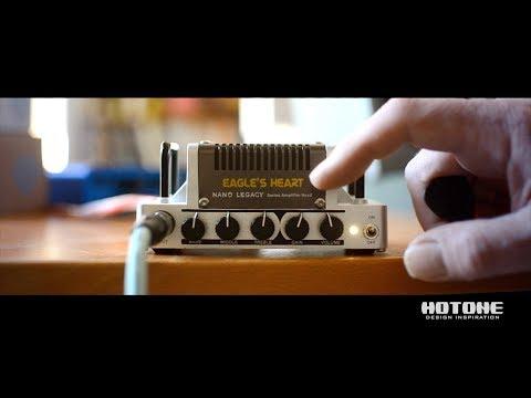 Hotone: Nano Legacy Eagle's Heart 5W SS amp
