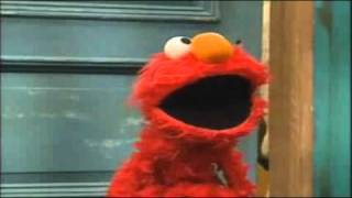 Big Bird and Elmo - She'll Be Comin' 'Round The Mountain