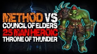 Method vs Council of Elders (25 Heroic)