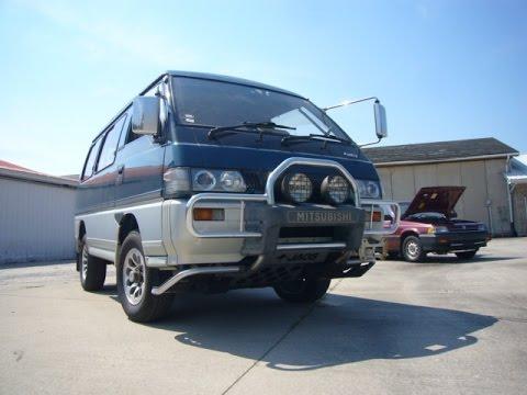 1993 mitsubishi delica l300 super exceed starwagon tour youtube rh youtube com Mitsubishi Fuse Box Location Mitsubishi Eclipse Fuse Diagram
