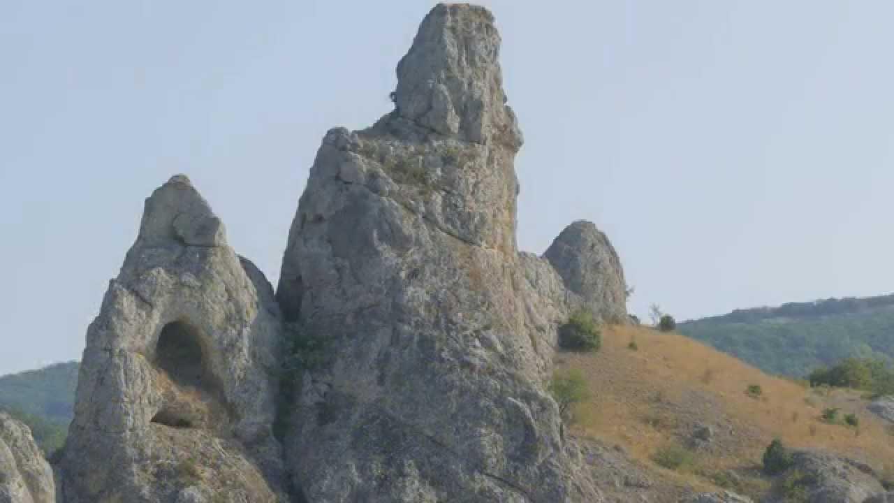 Крым 2015  Природа 4K
