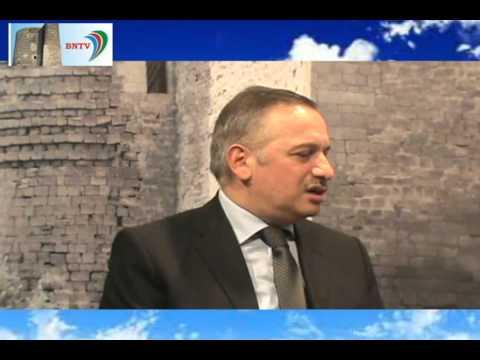 Baku News TV-in qonağı VİP sədri Əli Əliyev