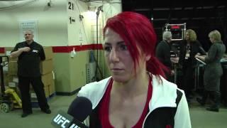 Fight Night Halifax: Randa Markos Backstage Interview