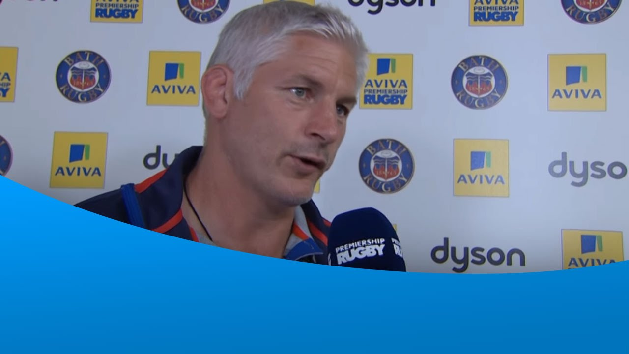 Todd Blackadder Post Match Interview - Bath Rugby 58-5 ...