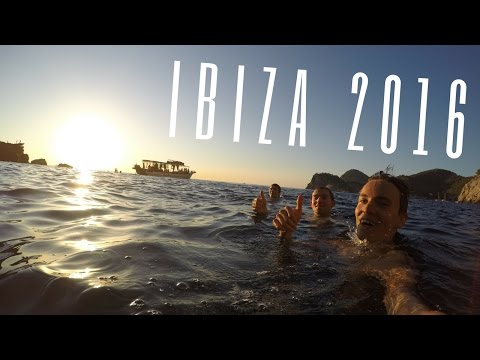 IBIZA holiday 2016