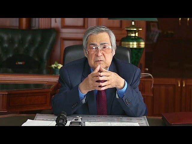 Тулеев заявил, что сам попросил об отставке
