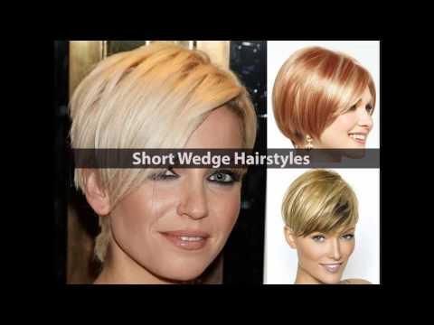 Wedge haircut pictures short hair