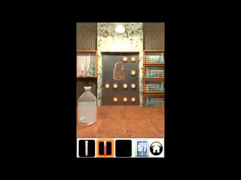 100 Doors Runaway - Level 57 Walkthrough