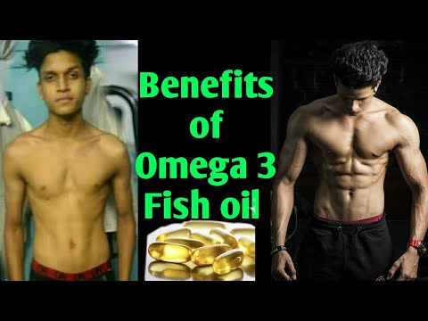 Benefits Of Omega-3 Fish Oil | Yash Anand