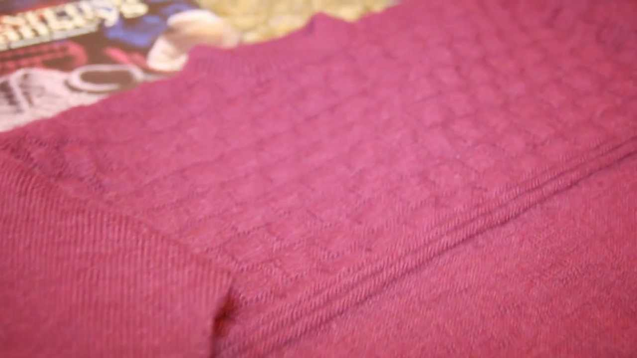 The Characteristics of a Guernsey Sweater - YouTube