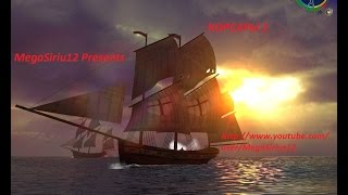 Корсары 2 (II Прохождение) Часть 3 (Захватываем барк)