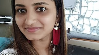 My Earrings Collection / Tassel Earrings Collection in Telugu