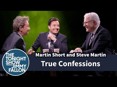 True Confessions with Martin Short and Steve Martin