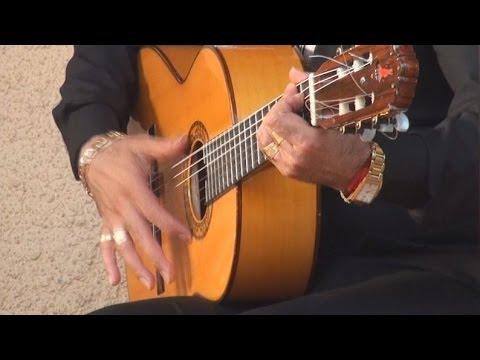Grupo Fardiquera de Jávea -- Gypsy Flamenco with Jose Manuel Diaz Cortés
