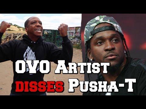 OVO Artist disses Pusha T